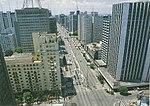 Avenida Paulista, vista do Edifício Gazeta para o Paraíso, c. 1994.jpg
