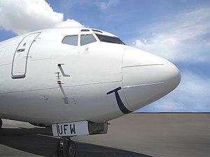 Aviacsa - Image: Aviacsaplane