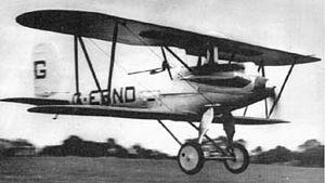 Avro Avenger - Avro Type 566