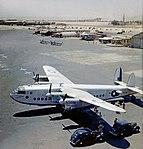 Avro York, Almaza, Cairo 1946. Flickr.jpg