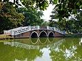 Ayutthaya Rama Public Park Brücke (35240092056).jpg