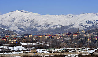 Bitlis Municipality in Turkey