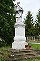 Böhönye, Nepomuki Szent János-szobor 2021 20.jpg