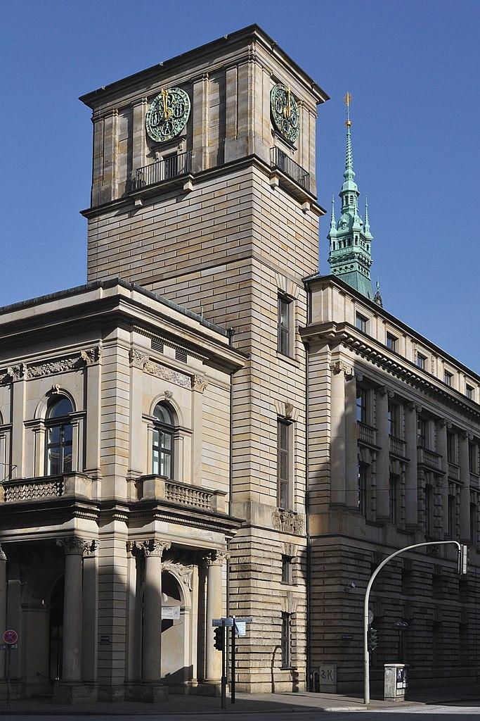 Deutsch B Ef Bf Bdrse Building