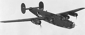 456th Bombardment Group - B-24H-5-FO Liberator, built by Ford, Willow Run