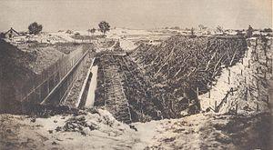 Siege of Novogeorgievsk - Russian fortifications at Novogeorgievsk.