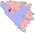 BH municipality location Ribnik.png