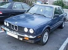 BMW 3 Series E30  Wikipedia