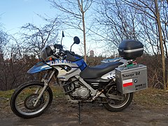 Bmw F 650 Gs Wikipedia Wolna Encyklopedia