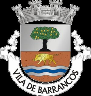 Barrancos - Image: BRC