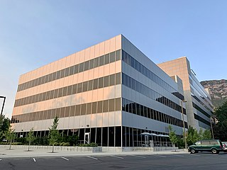 N. Eldon Tanner Building Marriott School of Business building at Brigham Young University