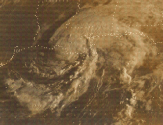 Hurricane Babe Category 1 Atlantic hurricane in 1977