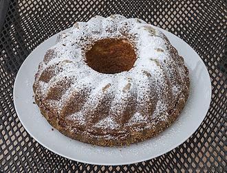 Babka (cake) - Easter babka