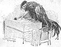 Baccini - Memorie di un pulcino, Bemporad & Figlio, Firenze, 1918 (page 5 crop).jpg