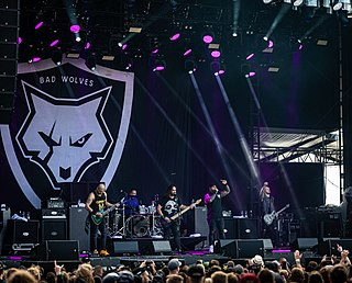 Bad Wolves American heavy metal band