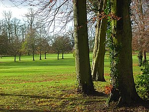 English: Badgemore Park Golf Club This is one ...
