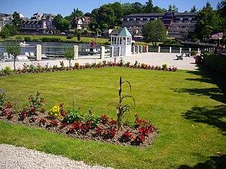 Bagnoles-de-l'Orne - Image: Bagnoles Orne 32