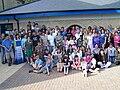 Baha'i gathering North Down, 2006.JPG