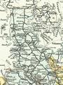 Bahnen in SH aus Bahnkarte Deutschland 1899.png