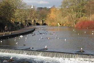 Bakewell - Image: Bakewell, postcard