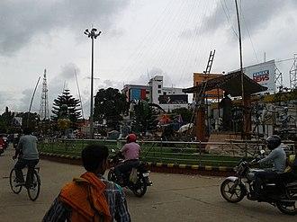 Balasore - Fakir Mohan Square, Balasore