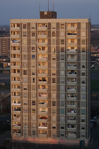Ballymun - Ballymun Tower