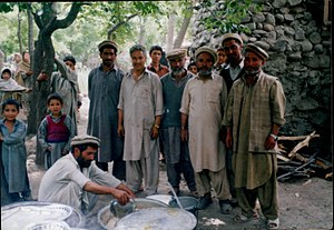 Balti people - Baltis of Khaplu