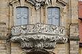 Bamberg, Obere Brücke, Altes Rathaus, Westseite, 20151019-004.jpg