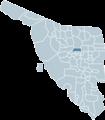 Banamichi Sonora map.png
