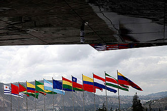 South American flags Bandeiras UNASUL.jpg