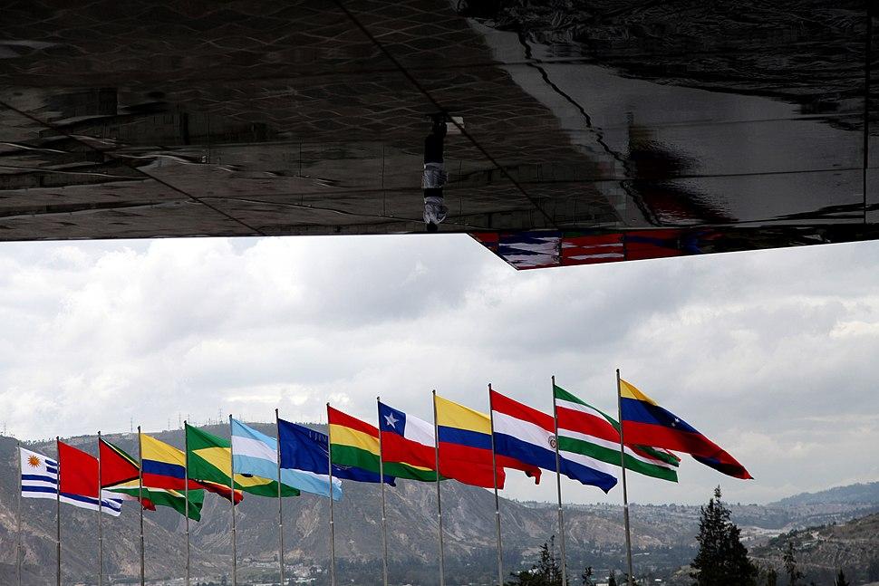 Bandeiras UNASUL