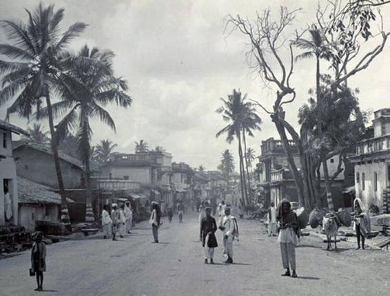 Bangalore Pete in the 1890s