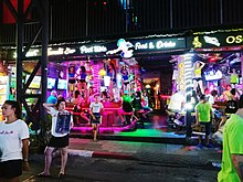Thailand prostitutes safe in 15 Countries