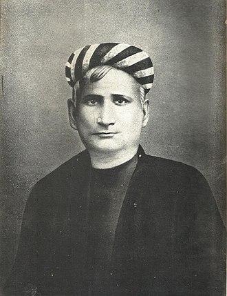 Bankim Chandra Chattopadhyay - Image: Bankimchandra Chattapadhay
