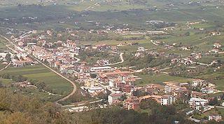 Baragiano Comune in Basilicata, Italy