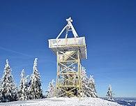 Barania Góra - observation tower.jpg