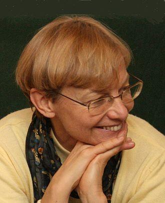Barbara A. Romanowicz - Image: Barbara Romanowicz 2