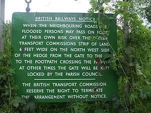 Barcombe Mills railway station - Image: Barcombe Mills Station 2