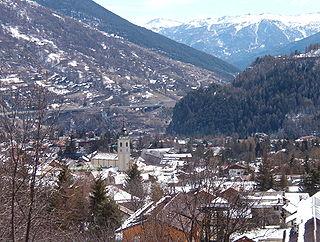 Bardonecchia Comune in Piedmont, Italy