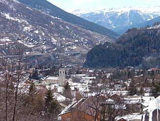 Bardonecchia - Image: Bardonecchia 01
