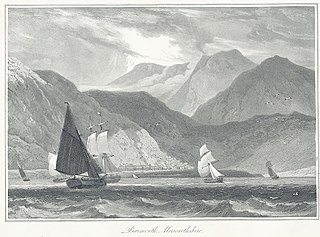 Barmouth, Merionethshire