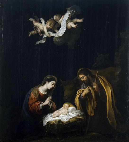 File:Bartolomé Esteban Murillo - The Nativity - Google Art Project.jpg