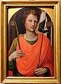 Bartolomeo neroni, teste di bara dalla compagnia di s. ansano, 1569 (siena, diocesano), sant'ansano.jpg