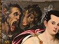 Bartolomeo passerotti, doppio ritratto in veste di circe e ulisse, 1575 ca., da fondaz. carisbo, bologna 02.JPG