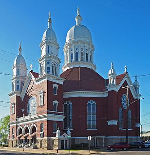 Basilica of Saint Stanislaus Kostka Church in Minnesota, United States
