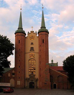 Oliwa - Oliva Cathedral