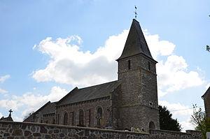 Beaulieu, Calvados - Image: Beaulieu Eglise Notre Dame (1)