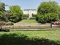Beaumont-sur-Sarthe (Sarthe) l'hotel de Ville et ses jardins (01).jpg