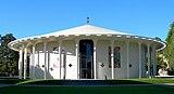 Beckman Auditorium, California Institute of Technology Pasadena, California (1960)