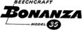 Beechcraft Bonanza Logo (1947).png